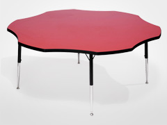 Bespoke Shaped Meeting Table
