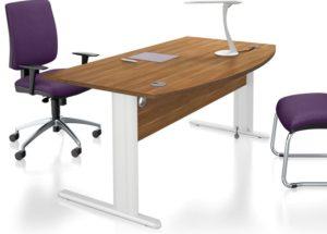Duplex Office Desks