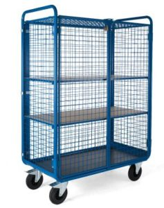 Mobile Shelving and Trolleys