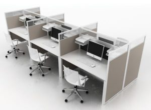 Office Screens Call Centre