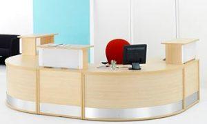Reception Desk Budget