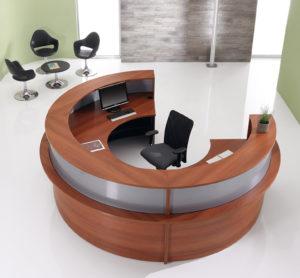 Reception Desk Lobby Range