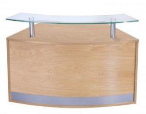 Small Cheap Reception Desk