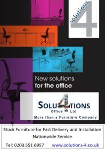Solutions 4 Office Short Range Catalogue 2015