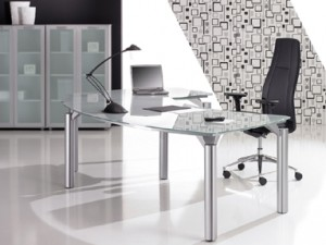 Surf Glass Desking