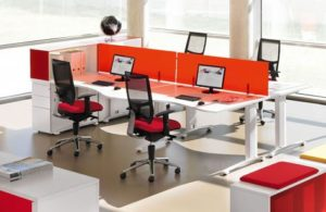 Twin Office Desks