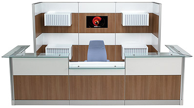 Screens for Reception Areas