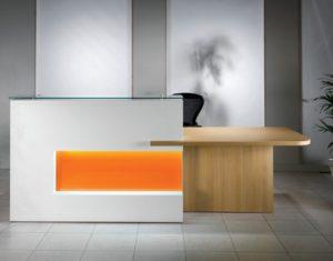 Xpression Reception Desk