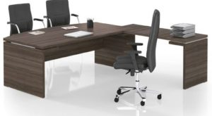 Executive Desk for Property Company