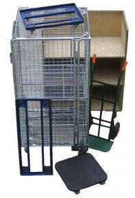 Security Cage for hire