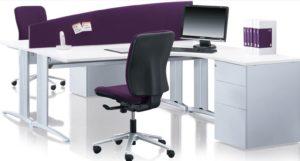 White Desks Perform