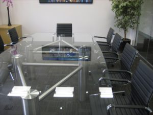 Large Glass Boardroom Tables