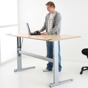 Electric Height Adjustable Desk Adjustable Height Desk