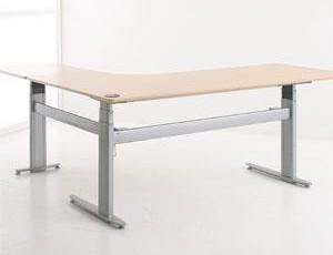 Sit Stand Desk L Shaped