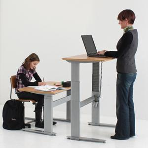 Sit and Stand Desks