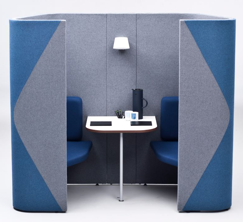 Acoustic Pods Meeting Office