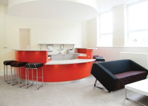 Bespoke Reception