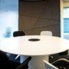 Circular Meeting Table