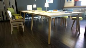 Collaborative Meeting Table