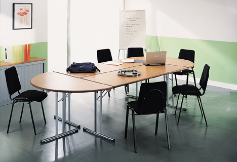 Meeting furniture boardroom furniture boardroom tables for Couvert de table luxe