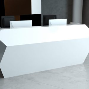 Glacier Reception Desk