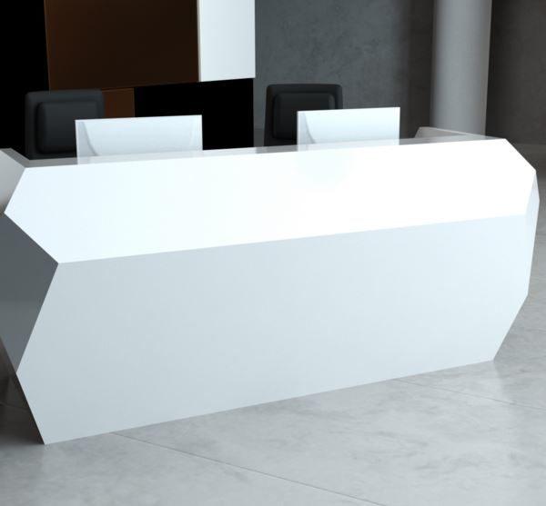 Glacier Reception Desk