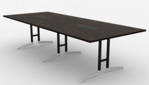 Large Rectangle Meeting Table