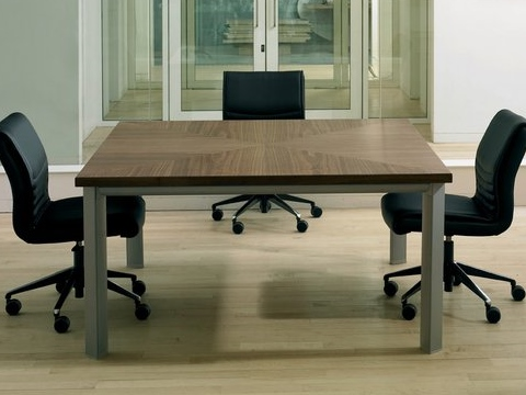 Meeting Furniture Boardroom Furniture Boardroom Tables - Large square conference table