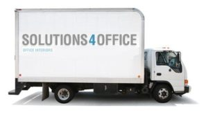 Office Moves throughout the UK
