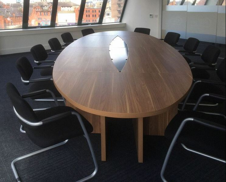 Meeting Furniture Boardroom Furniture Boardroom Tables - Oval conference room table