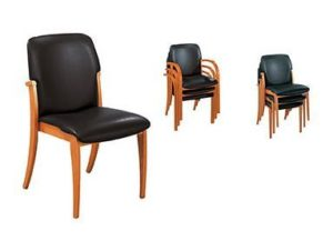 Prestige Leather Executive Meeting Chairs