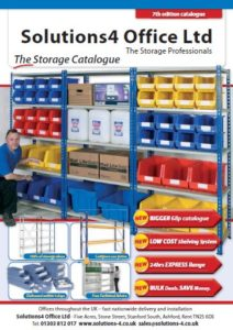 Racking & Bench Catalogue