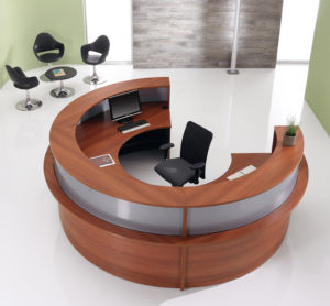 Reception Desk Lobby Range