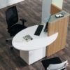 Reception Desk Ovali