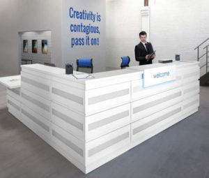 Reception Desk in Stock Quick Delivery