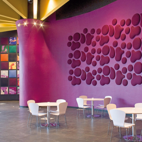 Acoustic Wall Panels and Acoustic Screens