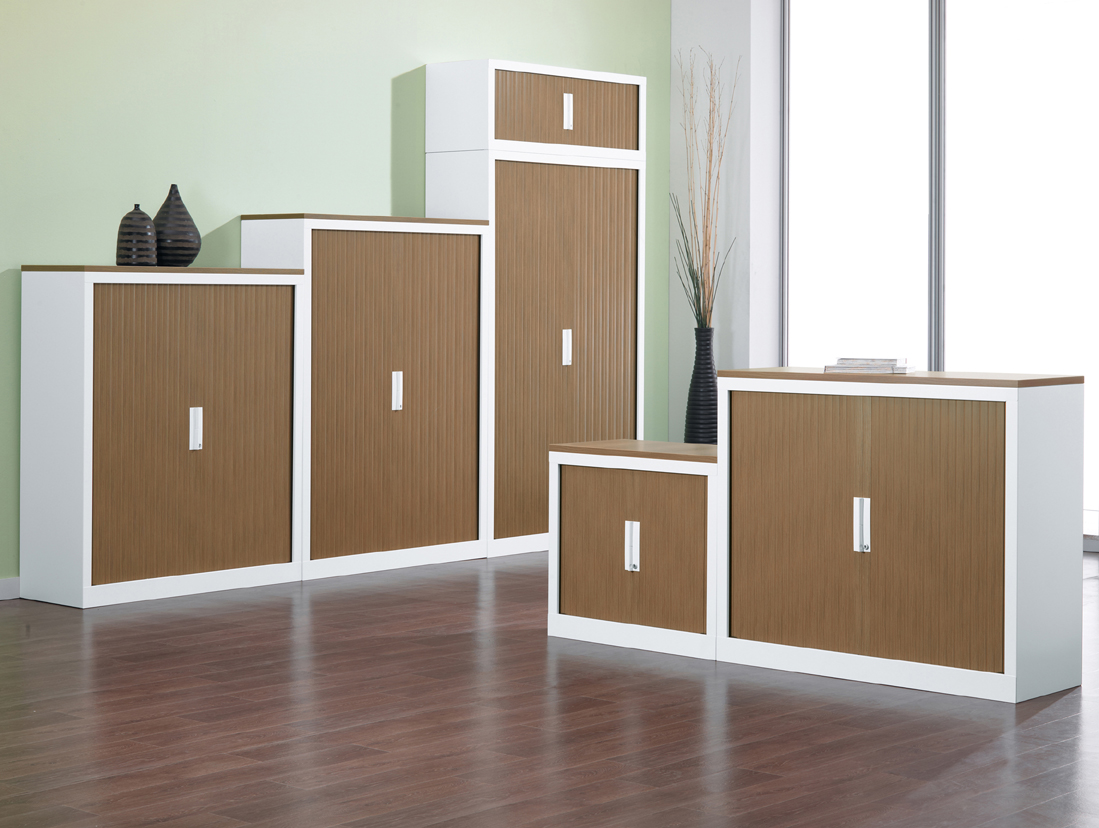 Office storage cabinets office cupboards solutions 4 for Storage in cupboards