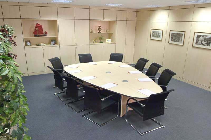 Meeting Furniture Boardroom Furniture Boardroom Tables - V shaped conference table