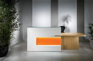 Xpression Reception Desks