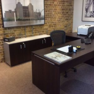Executive Secretarial Desk