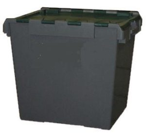 Large computer crate hire IT1
