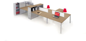 Office Bench Desking