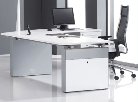 Ordinaire Exclusive White Desk