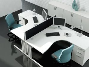 White Desking Value