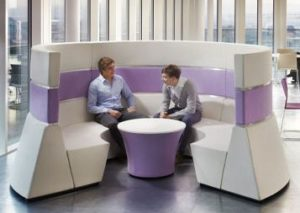 Hive Pod Soft Seating