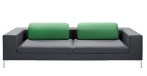 Zeus Reception Sofa