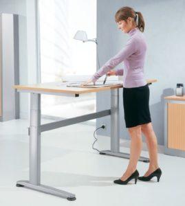 Sit Stand Desks