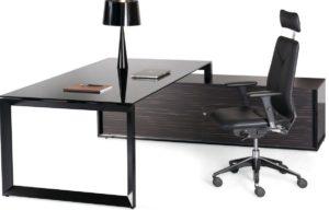 Executive Glass Desks
