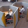Acoustic Sales Pods