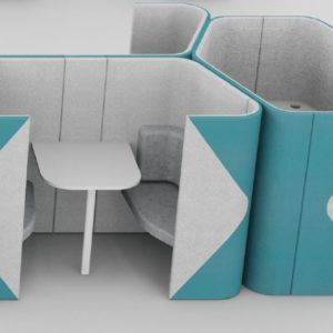 Acoustic Meeting Booths